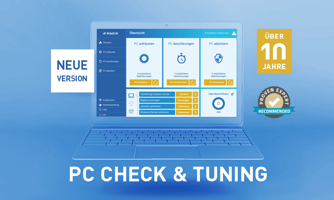 PC Check Tuning 2021